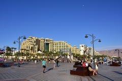 Eilat, Izrael Obrazy Royalty Free