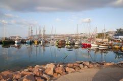 Eilat, Mar Rosso, Israele fotografia stock