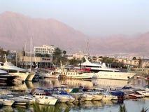 Eilat Marina 2005 Royalty Free Stock Photography