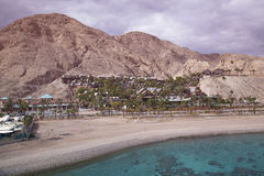 Eilat and red sea Stock Photo