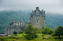 eilean замока donan стоковая фотография