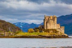 eilean замока donan стоковое изображение