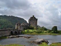 eilean замока donan стоковая фотография rf