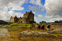 Eilean Donan Royalty Free Stock Images
