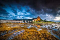 Eilean Donan Caste Royalty Free Stock Images