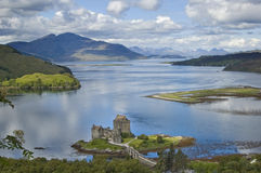 Free Eilean Donan Castle Stock Photography - 11228192