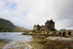 Eilean donan castle. Eilean donan castle,a beautiful ancient castle shot in scotland Stock Image