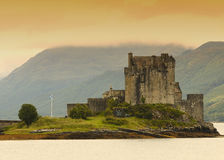 Eilean Donan Castle Royalty Free Stock Photography