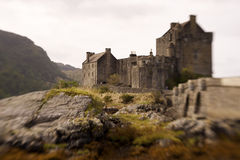 Eilean Donan castle Stock Photography