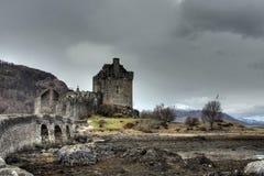 Eilean donan castle Royalty Free Stock Image