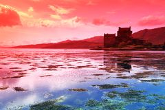 Free Eilean Donan Castle Stock Photography - 20193312