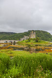 Eilean Donan castle Royalty Free Stock Photos
