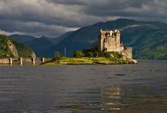 Eilean Donan Castle fotos de archivo