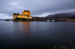 Eilean Donan Castle Royaltyfria Bilder