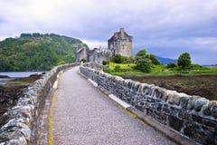 Eilean Donan castle Royalty Free Stock Images