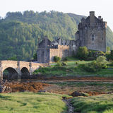 Eilean Donan Castle Royalty Free Stock Images