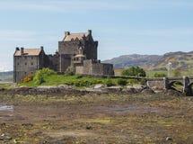 Eilean Donan Castle, Escocia Imágenes de archivo libres de regalías