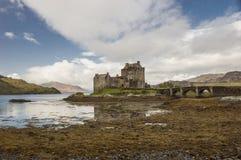 Eilean Donan Castle. Highlands, Scotland Stock Photos