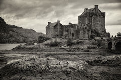Eilean Donan Castle, Highlands, Scotland Royalty Free Stock Image