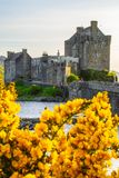 Eilean Donan Castle, Insel von Skye, Schottland stockfotos