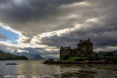 Eilean Donan Castle. Kyle of Lochalsh Royalty Free Stock Image
