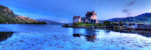 Eilean Donan Castle. Loch Duich Stock Image