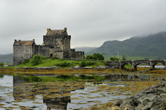 Eilean Donan Castle, Loch Duich, Scotland, UK Stock Photo
