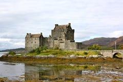 Eilean Donan Castle, Scotland. royalty free stock photography