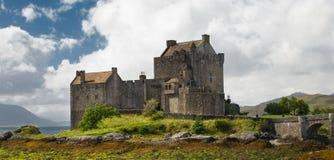 Eilean Donan castle, Scotland Royalty Free Stock Image