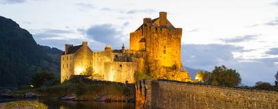Eilean Donan castle, Scotland Stock Photography