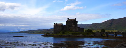 Eilean donan castle in scotland Stock Photo