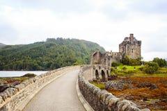 Eilean Donan Castle, Scotland. Stock Photography
