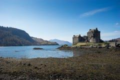 Eilean Donan Castle, scotland, Isle, of, skye Royalty Free Stock Photography
