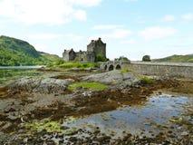 Eilean Donan Castle in Scotland Royalty Free Stock Photos