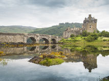 Eilean donan castle scotland Stock Photography