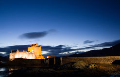 Eilean Donan Castle, Scotland Stock Photo