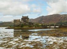 Eilean Donan Castle in Scotland Stock Image
