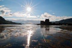 Eilean Donan Castle V3 Royalty Free Stock Photo