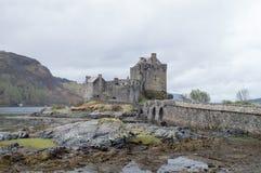Eilean Donan Royalty Free Stock Photo
