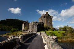 Eilean Donan Schloss Stockfotografie