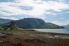 Eilean Donan Schloss Stockfoto