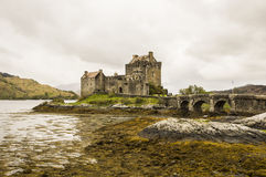 Eilean Donan Schloss lizenzfreies stockbild