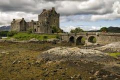 Eilean Donan Schloss Lizenzfreie Stockfotos
