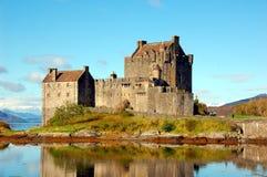 Eilean Donan Schloss, Schottland Lizenzfreie Stockbilder