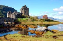 Eilean Donan Schloss, Schottland Lizenzfreies Stockbild
