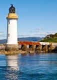 Eilean Latarnia morska Bhan obraz stock