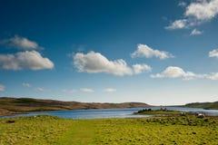 Eilean Mor Loch Finlaggan Royalty Free Stock Image