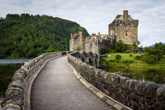 Eileen Donan Castle Royalty Free Stock Images