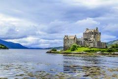 Eileen Donan Castle, Schotland Stock Foto