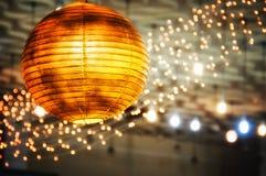 Сeiling lamp Stock Image